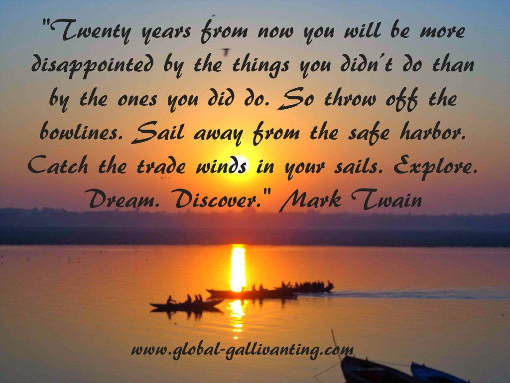 Travel Quotes And Inspiration Global Gallivanting Travel