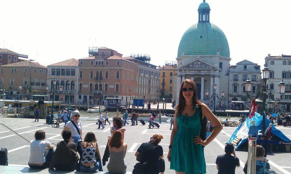 Inter-railing around Europe to Venice